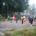 Походы, Тренировочные сборы