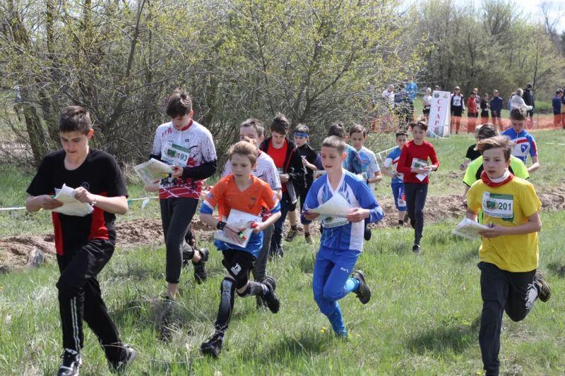 22 – 26 апреля 2021года в хуторе Дубравный Цимлянского района состоялись Чемпионат и Первенство ЮФО и СКФО по спортивному ориентированию.